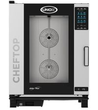 XEVC1011GPR 10 GN11 PLUS GAS COMBI OVEN
